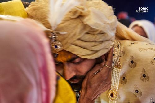 SONIA FATTORI - Matrimonio indiano 01