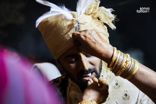 SONIA FATTORI - Matrimonio indiano 02