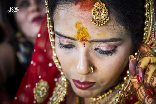 SONIA FATTORI - Matrimonio indiano 06