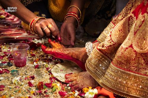 SONIA FATTORI - Matrimonio indiano 09