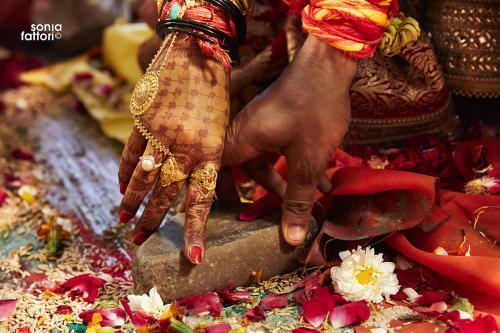 SONIA FATTORI - Matrimonio indiano 10
