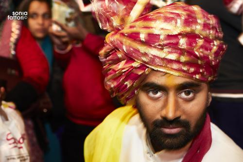 SONIA FATTORI - Matrimonio indiano 12