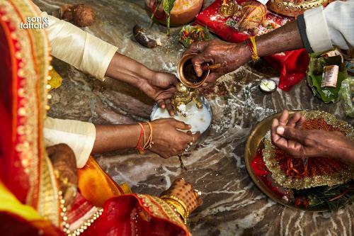 SONIA FATTORI - Matrimonio indiano 13
