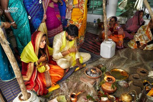 SONIA FATTORI - Matrimonio indiano 15