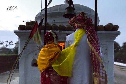 SONIA FATTORI - Matrimonio indiano 17