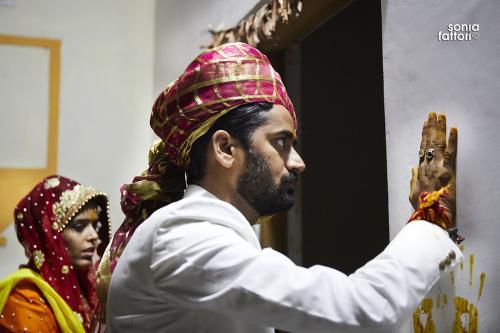 SONIA FATTORI - Matrimonio indiano 21