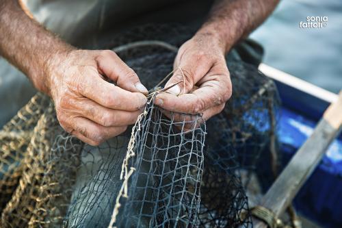 SONIA FATTORI - Io, il pescatore, la laguna 08